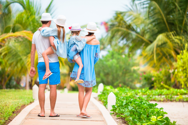 4 Great Vacations for Parents With Young Children