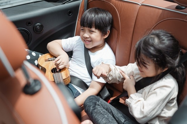 5 Mistakes to Avoid When Buying a Children's Car Seat