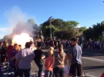 Three Utah Children Hospitalized After Orem Summerfest Parade Cannon Explodes